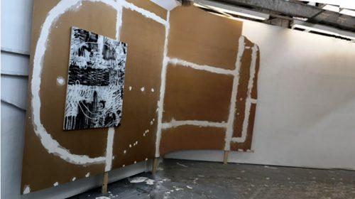 Ricardo van Eijk- installatieHKU
